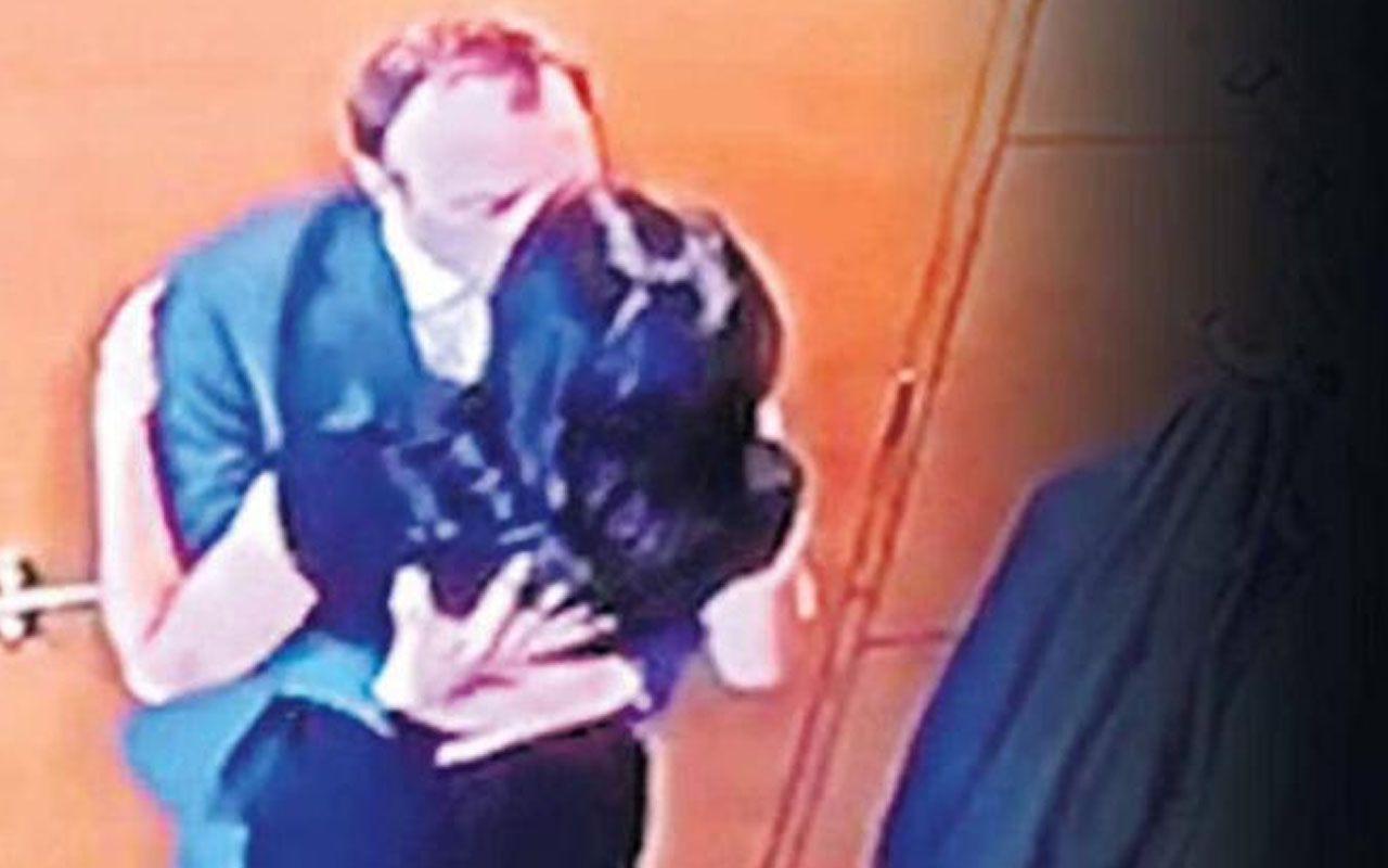 Karısını aldatan İngiliz bakan dudak dudağa yakalandı