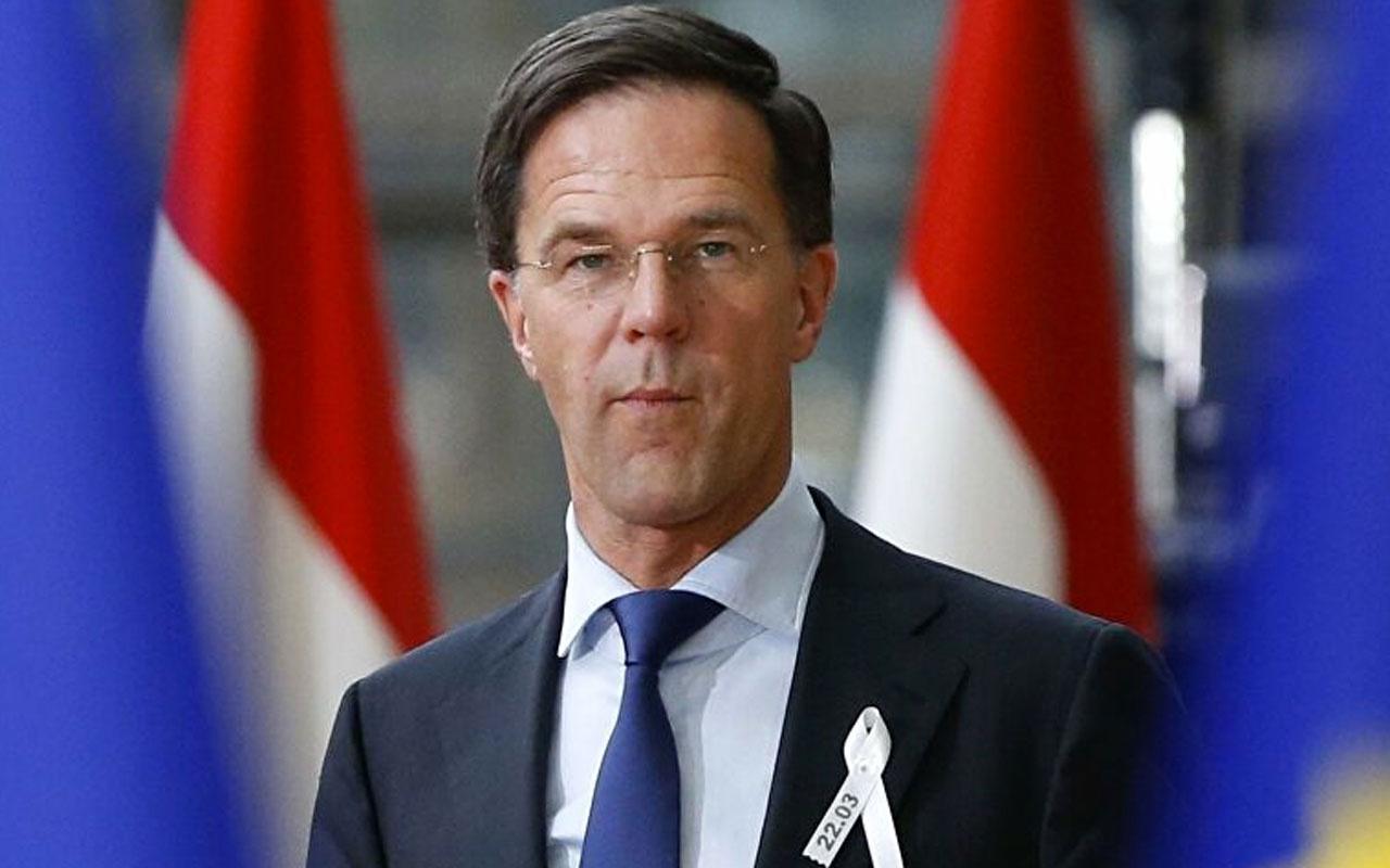 Hollanda Başbakanı Rutte: Putin'in olduğu hiçbir toplantıya katılmayacağım