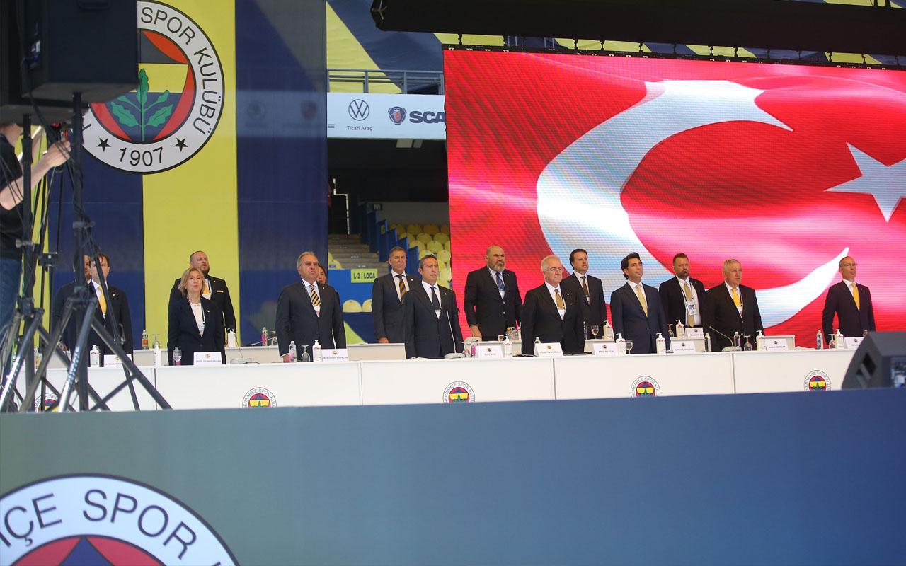 Fenerbahçe'de Olağan Seçimli Genel Kurul Toplantısı başladı