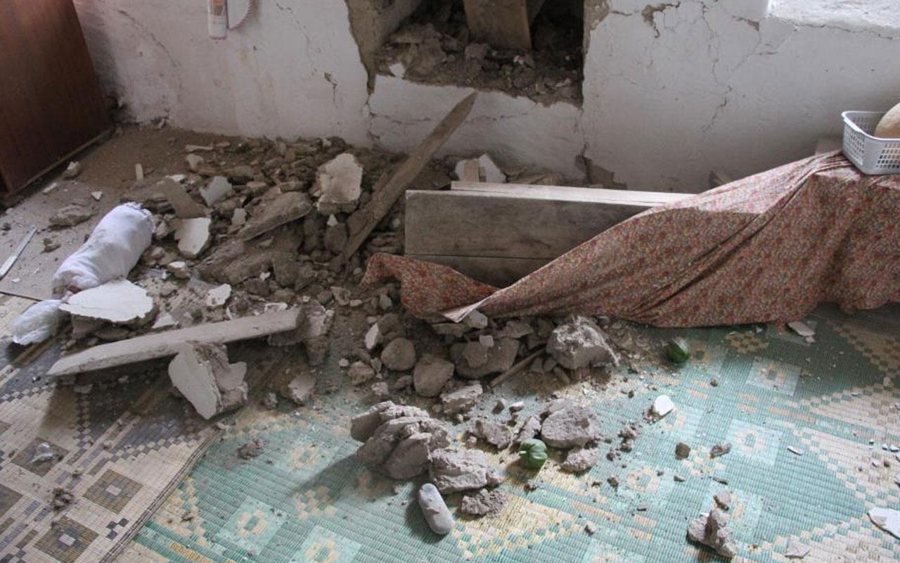 Deprem en çok Elazığ'ı etkiledi! Hasar gün ağarınca ortaya çıktı