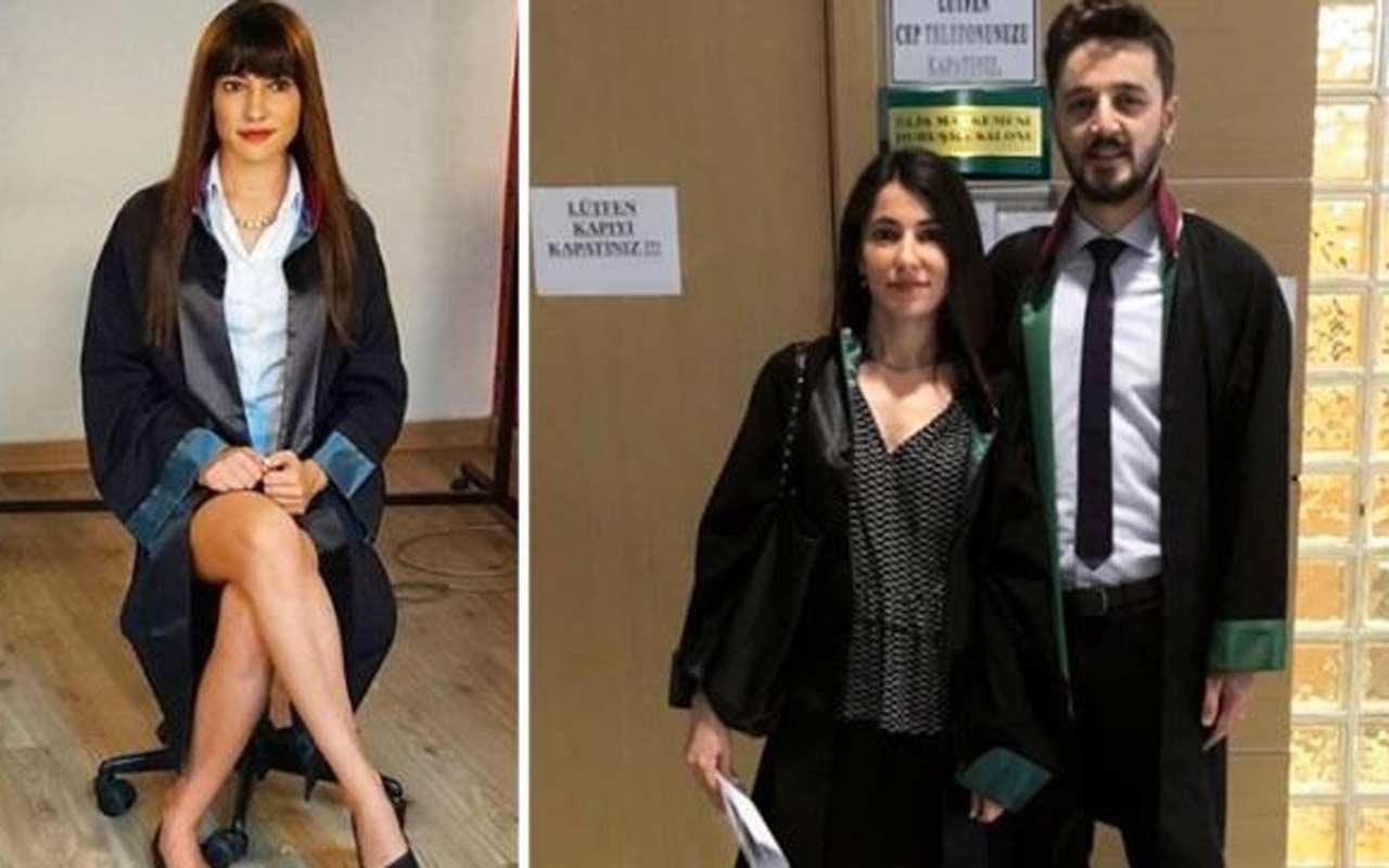Avukat Tuğçe Çetin'in etek boyuna müdahale eden hakime hapis cezası