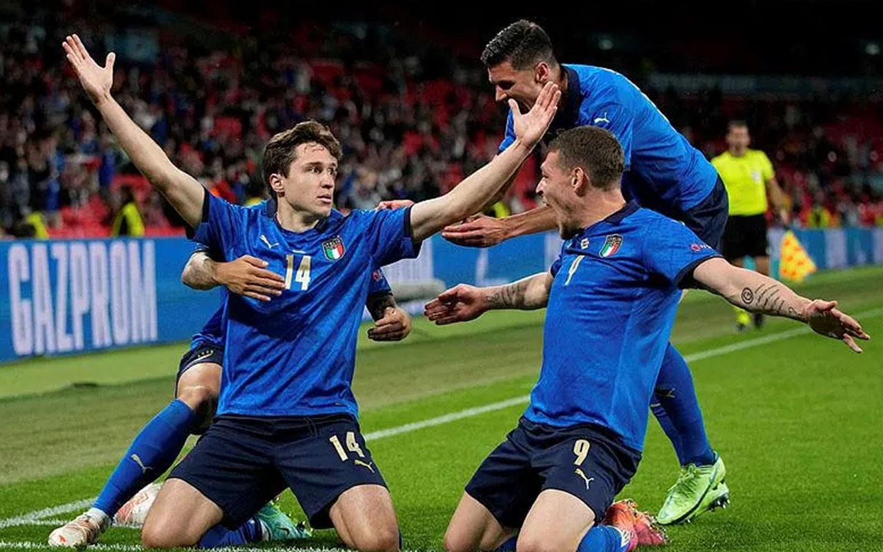 EURO 2020 Son 16 Turu'nda İtalya zorlansa da uzatmalarda kazandı