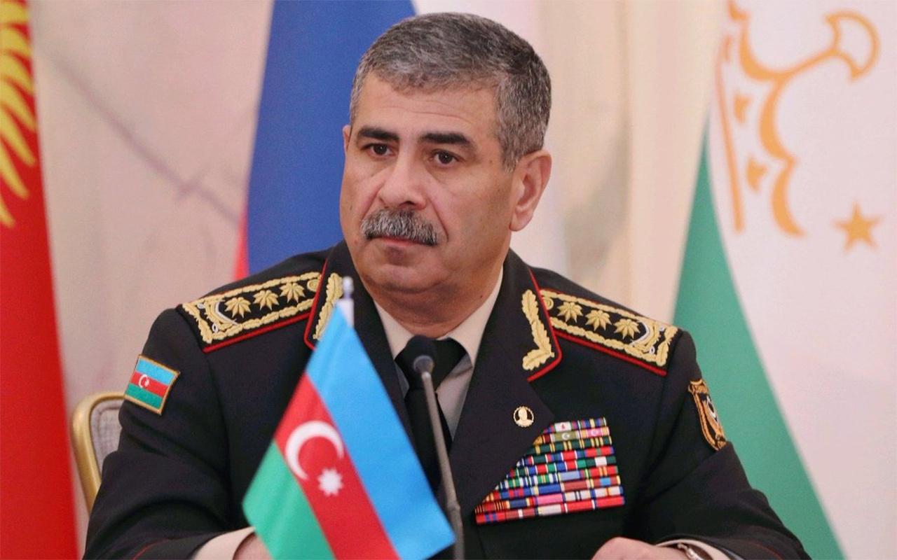 Azerbaycan Savunma Bakanı: Bizi savaş imtihanına TSK hazırladı