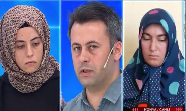 Müge Anlı ATV canlıda izletti Büşra Büyükşen'in büyük bir sırrı ne Melek bulundu