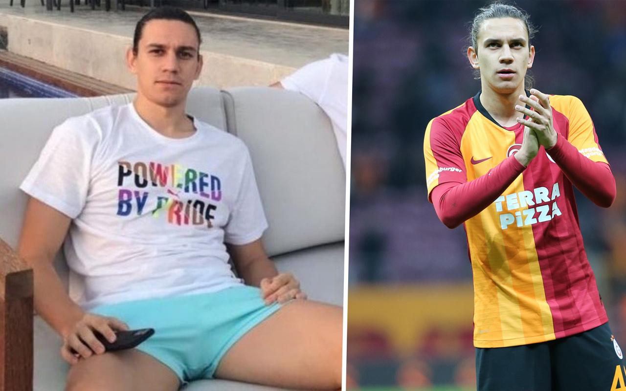 Taylan Antalyalı'nın LGBT tişörtü ortalığı karıştırdı: Erzurum'da giysin de görelim