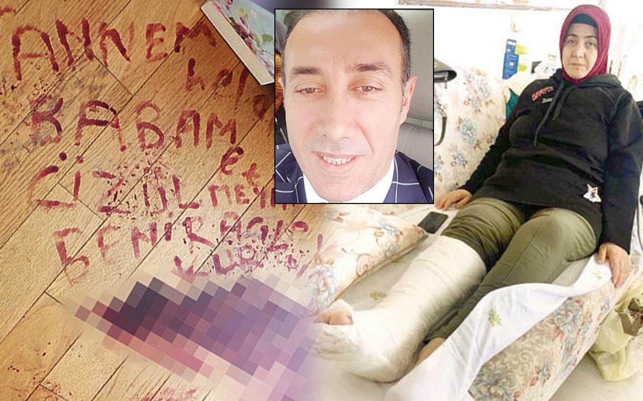 İstanbul'da kanıyla ismini yazmıştı! Cani kocanın sözleri pes dedirtti