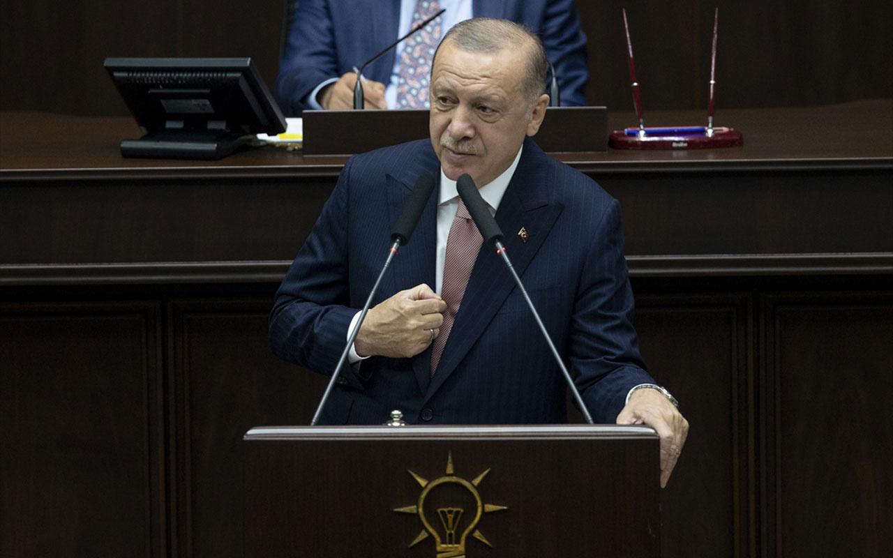Cumhurbaşkanı Erdoğan'dan flaş mesajlar! Kemal Kılıçdaroğlu'na 'ruh hastası' deyip yüklendi