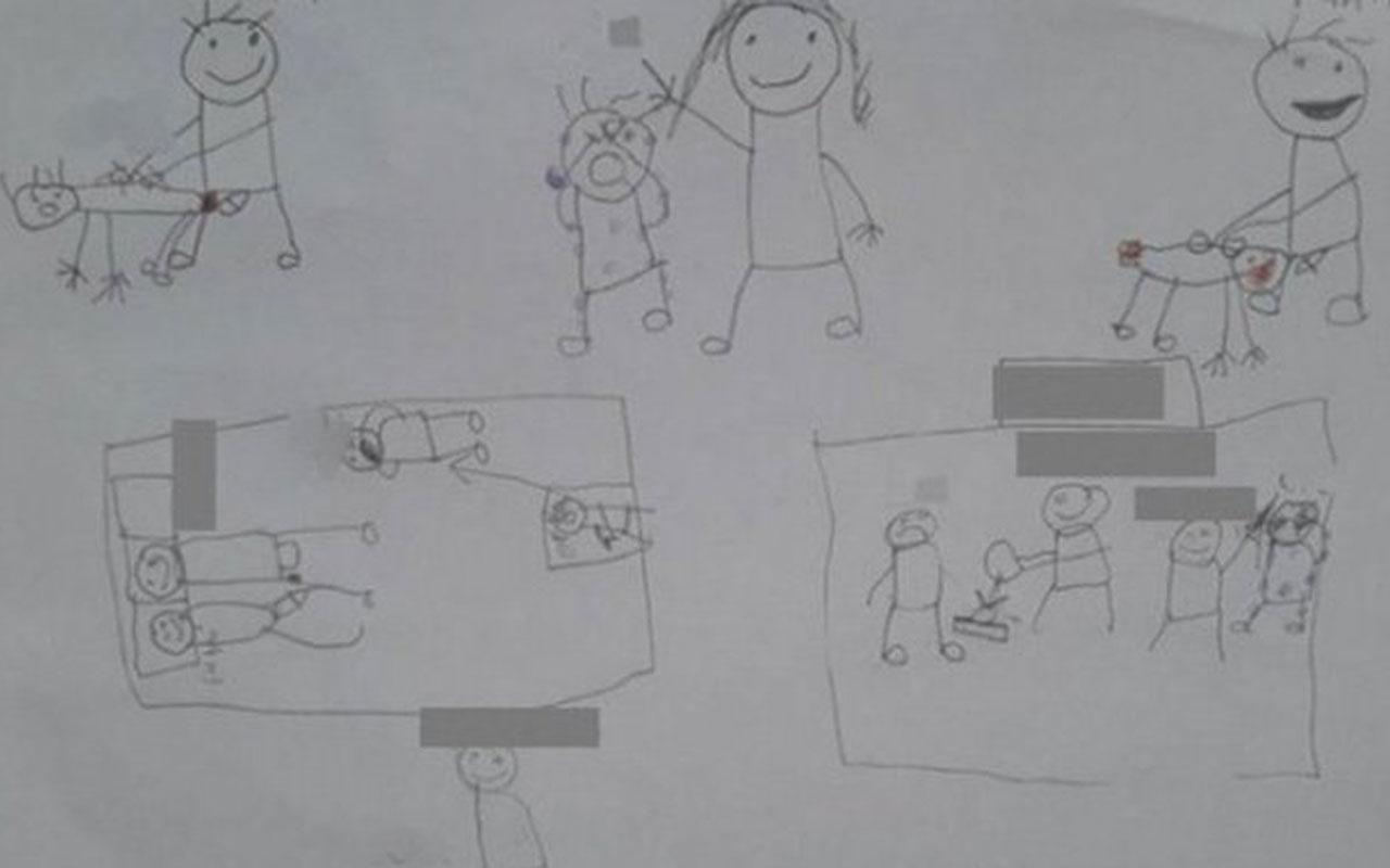 Elmalı davası avukatı Gülşah Ekin Taş : Bu çizdikleri resimler ne ki...
