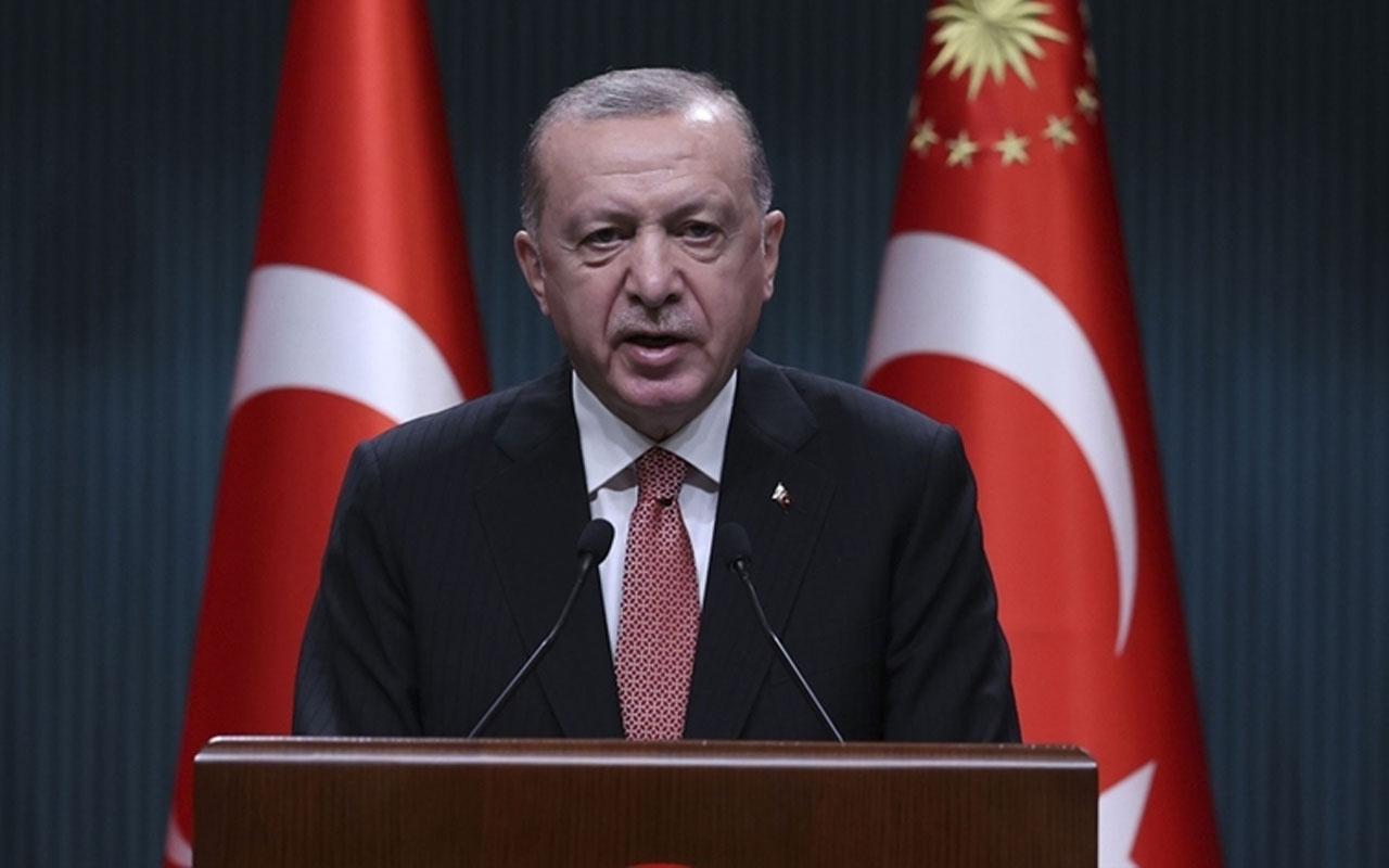 Cumhurbaşkanı Erdoğan: Şehadete yürümek için bir an bile tereddüt etmeyecektim