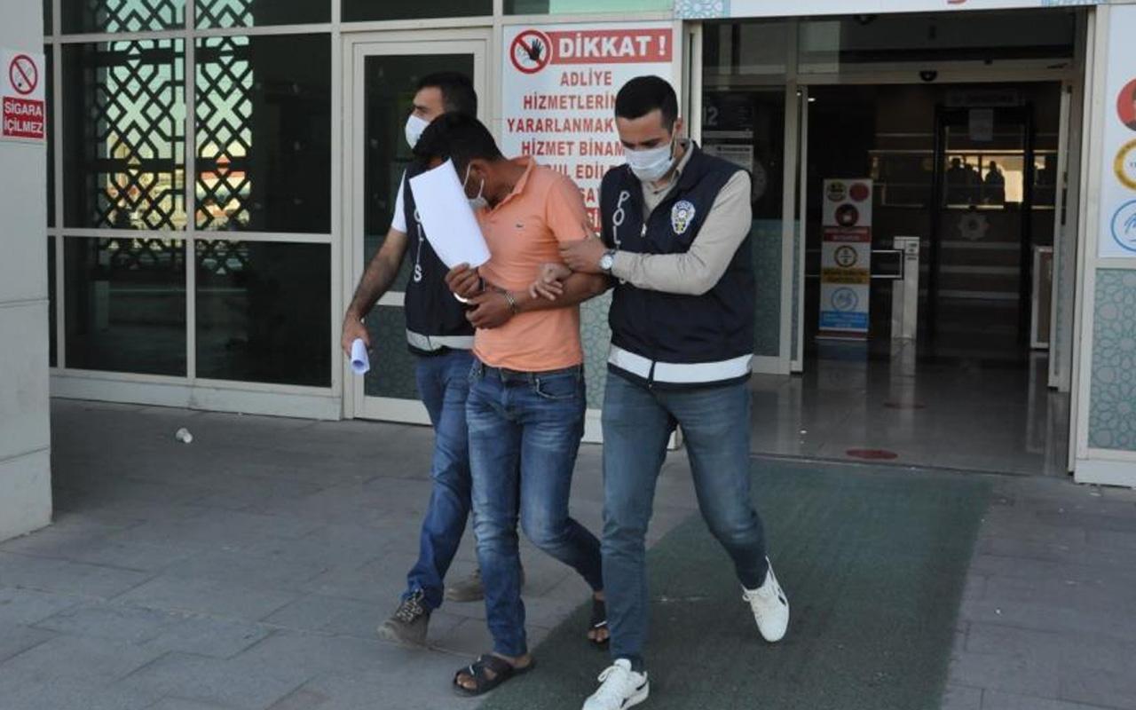 Karaman'da 'Vatan-Bayrak' parolasını kullandı: Yaşlı çiftin 160 bin lirasını dolandırdı