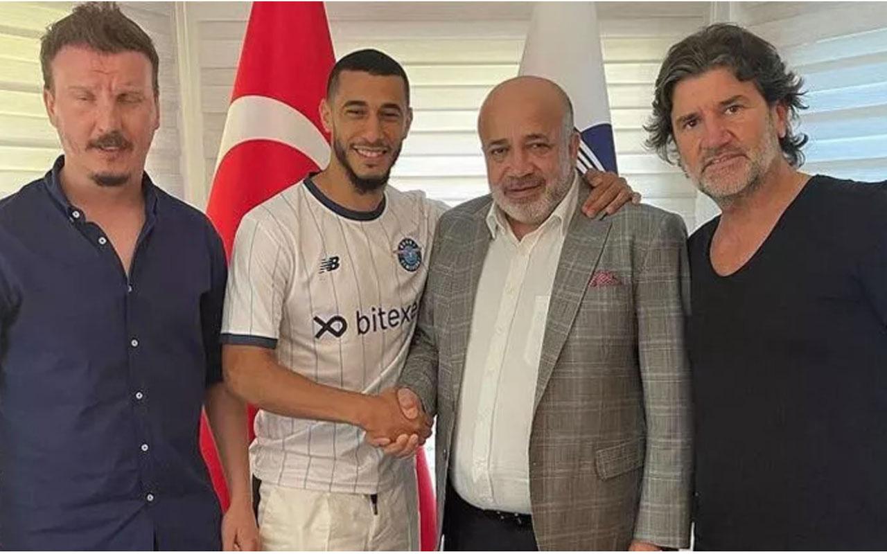 Galatasaray kovmuştu! Younes Belhanda resmen Adana Demirspor'da
