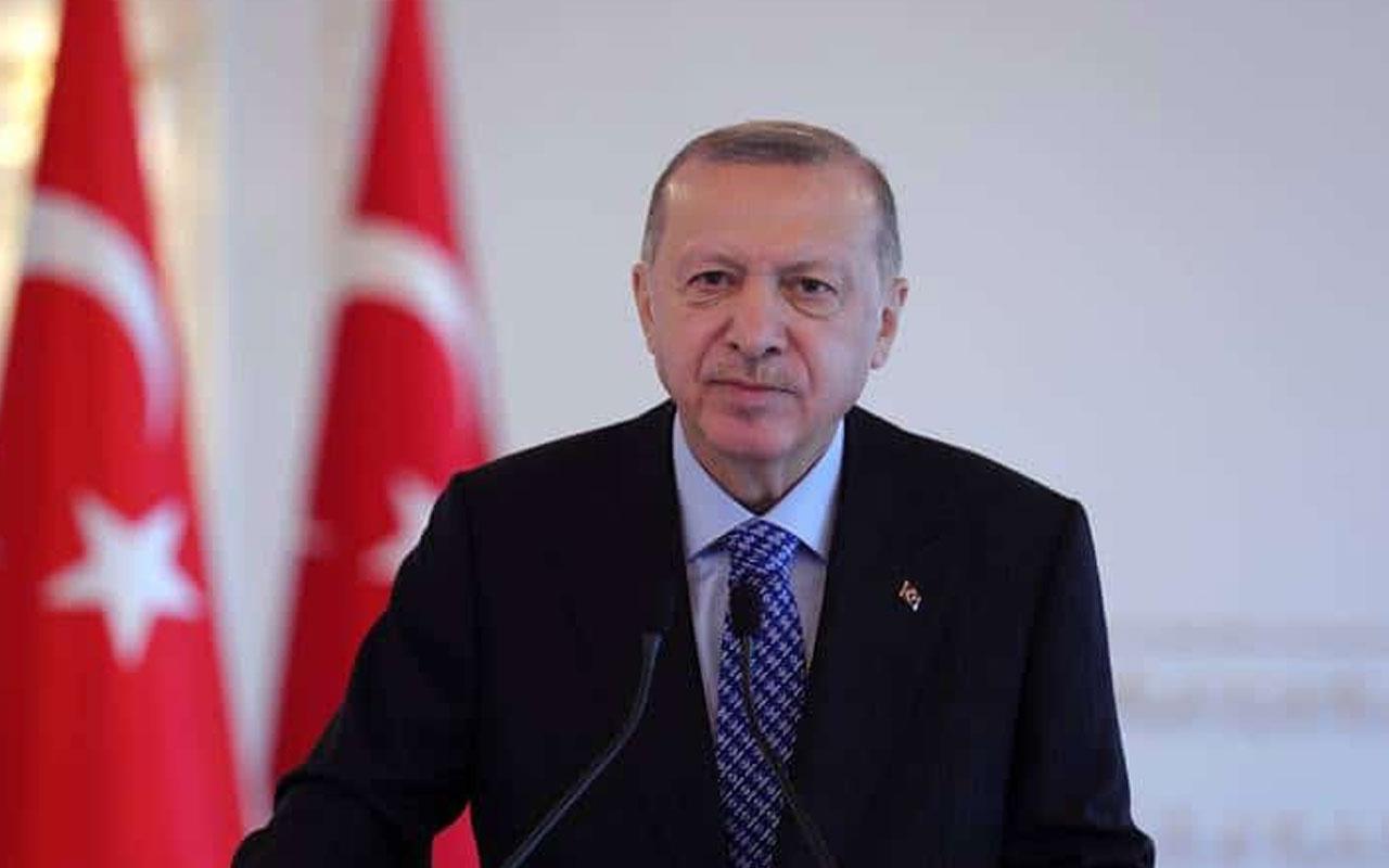 Başkan Erdoğan'dan doğalgaz açıklaması