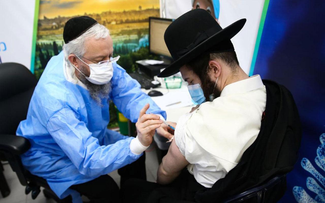 İsrail'deki vakaların yüzde 90'nı Delta çıktı