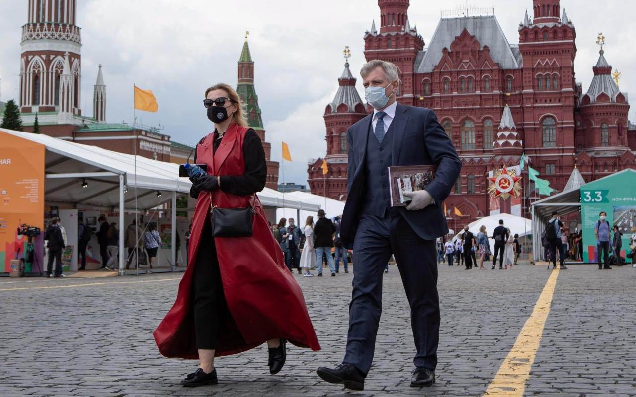 Rusya Covid-19'da dört gündür üst üste rekor kırıyor! 24 saatteki ölü sayısı...