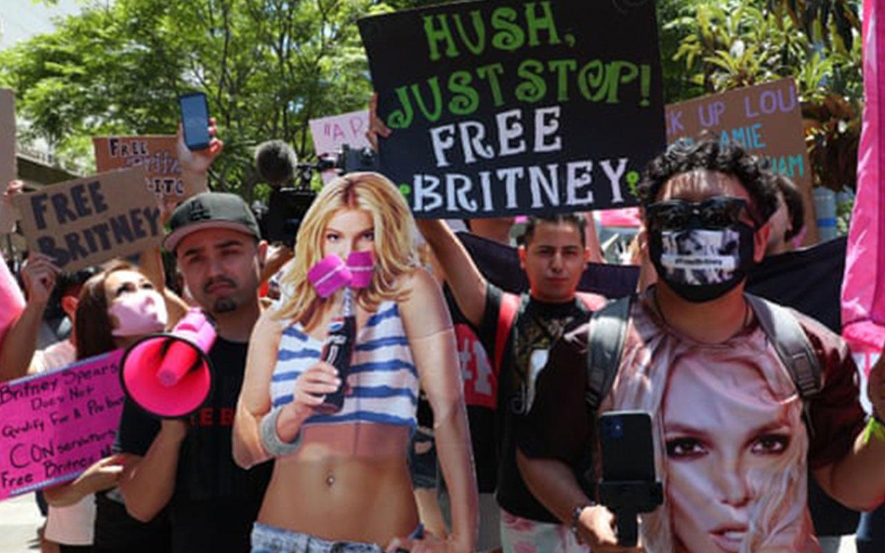 Britney Spears davasında 'baba istismarı' kararı! Şarkıcı mahkemede yıkıldı!