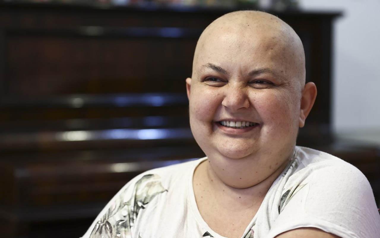 Azmi tüm kanser hastalarına umut olur 9 kez kanseri atlattı