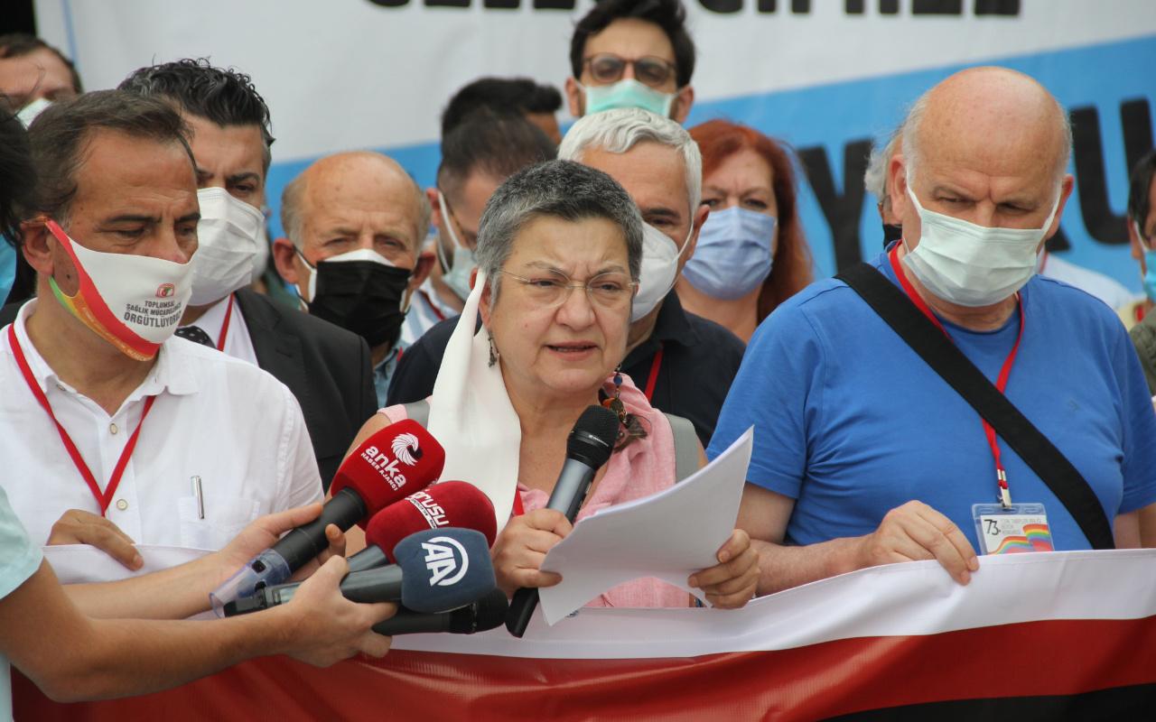 Türk Tabipler Birliği'nden aşılamayla ilgili 'toplum aldatılıyor' eleştirisi
