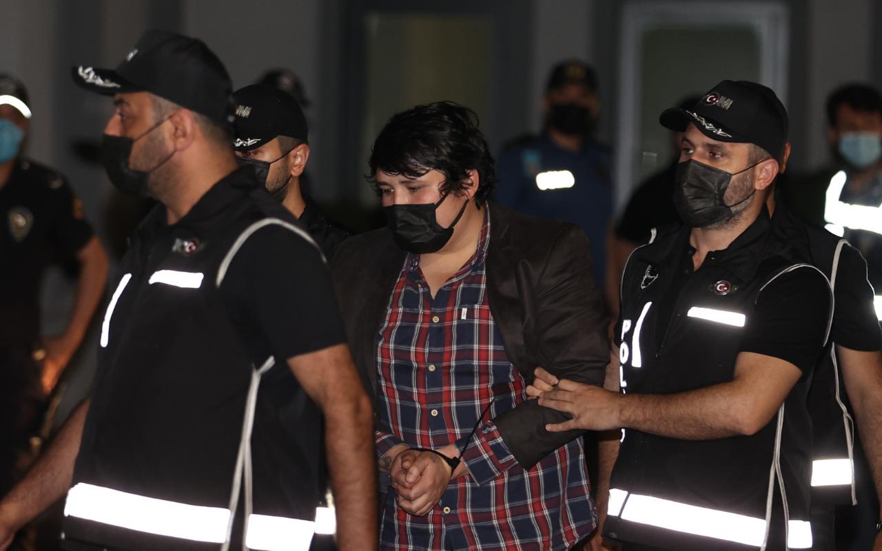 """""""Tosuncuk"""" Mehmet Aydın'ın emniyetteki ifade işlemi tamamlandı"""