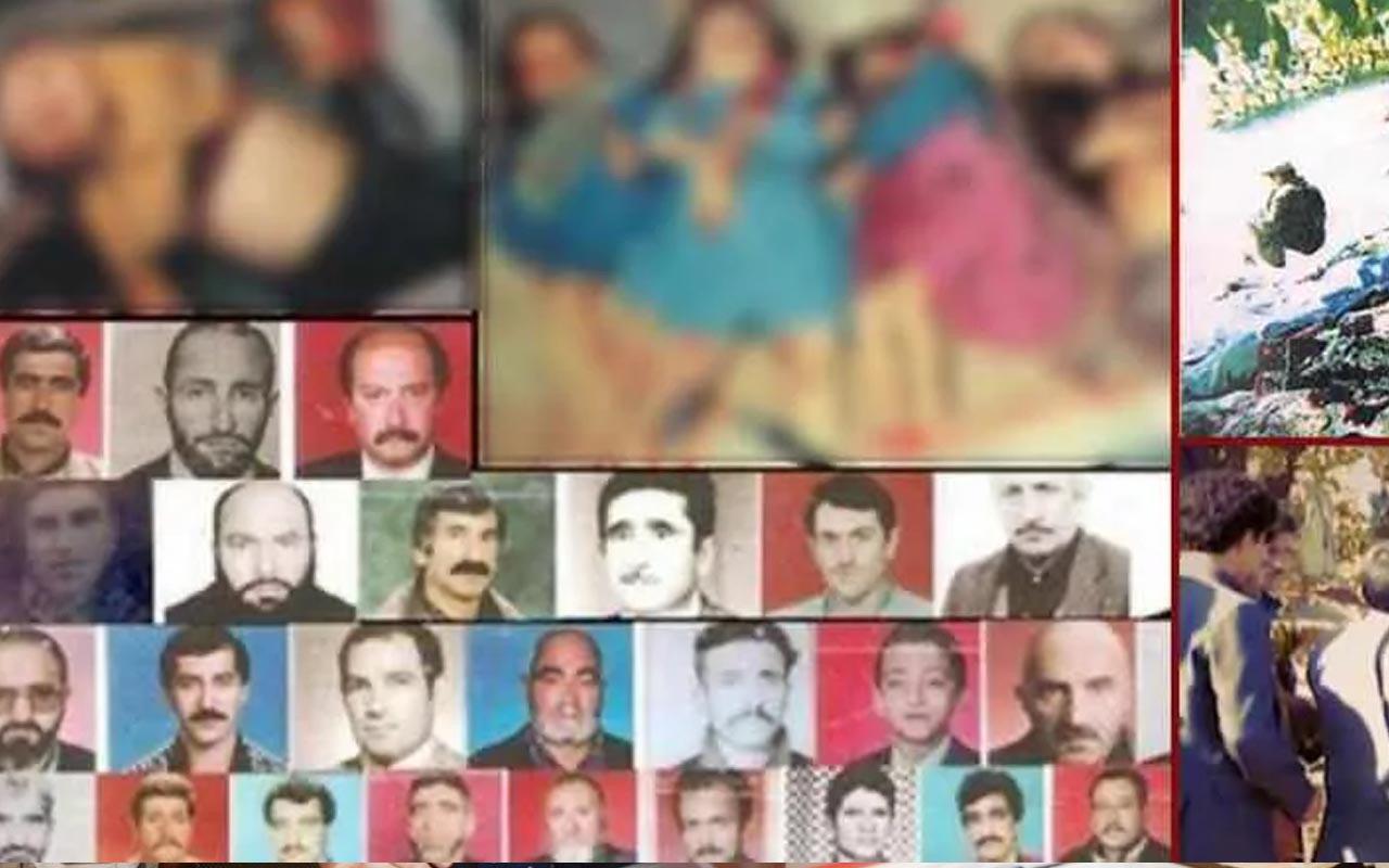 Başbağlar Katliamı'nın yıldönümünde TRT o görüntüleri yayınladı