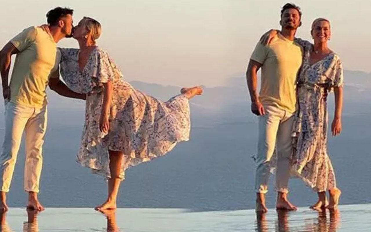 Katy Perry Orlando Bloom Bodrum'da aşk tazeliyor! Bir geceliği 10 bin liralık otel...