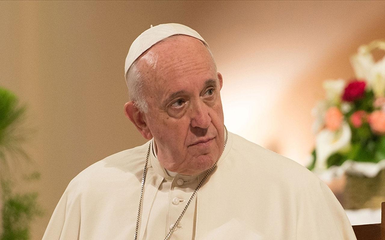 Papa Franciscus, kürtajın cinayet olduğunu söyledi