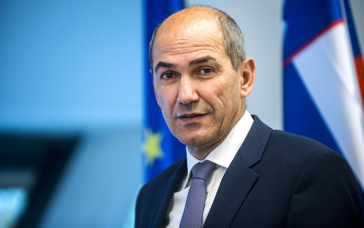 AB'nin yeni dönem başkanı Jansa'dan Türkiye açıklaması