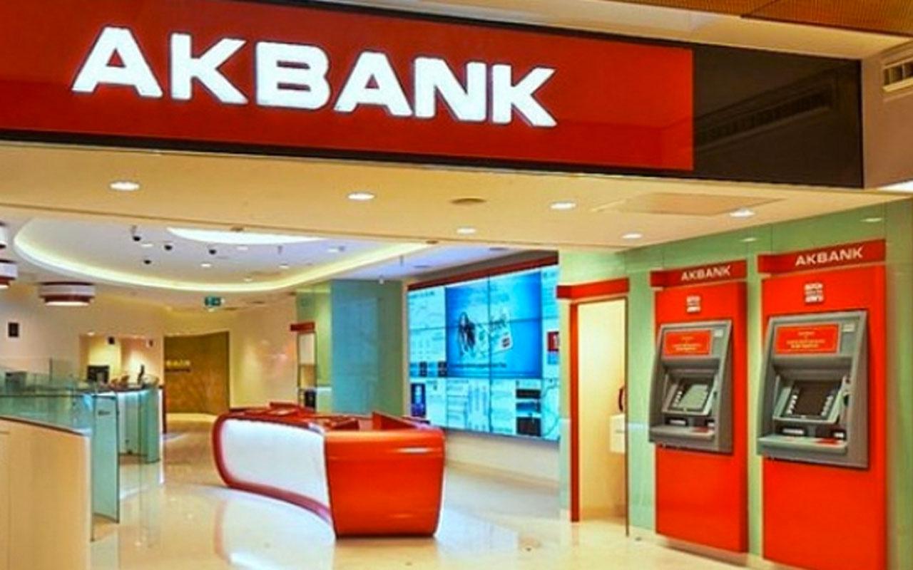 Akbank'tan sistemsel arızaya ilişkin yeni açıklama