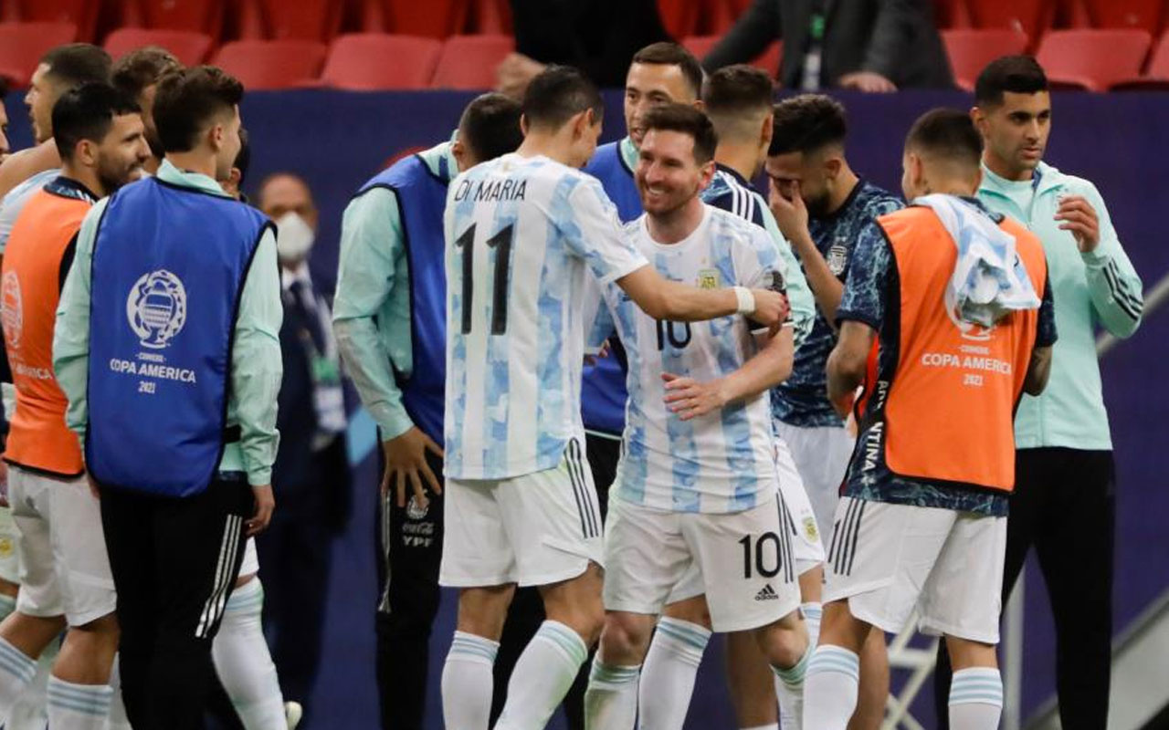 Kupa Amerika'da finalin adı belli oldu