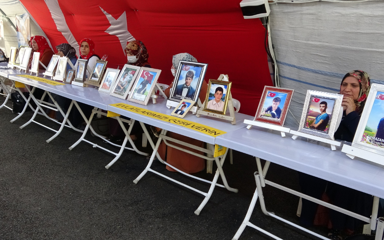 Diyarbakır ailelerinin bekleyişleri sürüyor