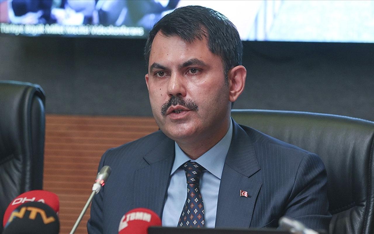 Marmara Denizi'nde müsilaj seferberliği! son durumu Bakan Murat Kurum açıkladı