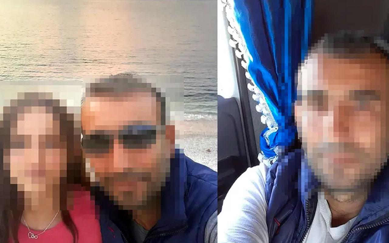 Antalya'da 15 yaşındaki kızına istismarda bulunan baba hastaneden firar etti