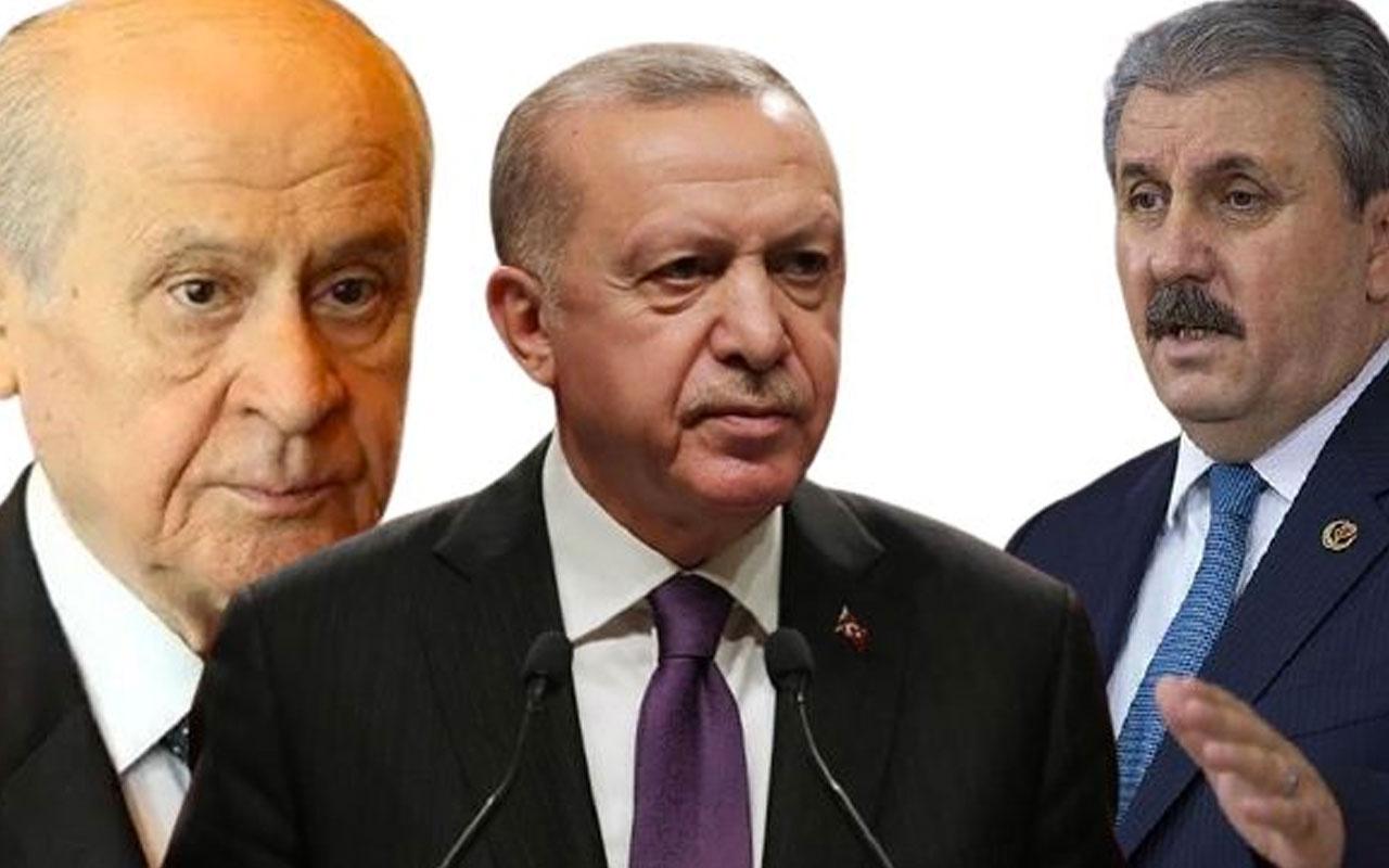 Mustafa Destici: Cumhur İttifakı büyük bir ortak olacağımız için bunu istemiyor