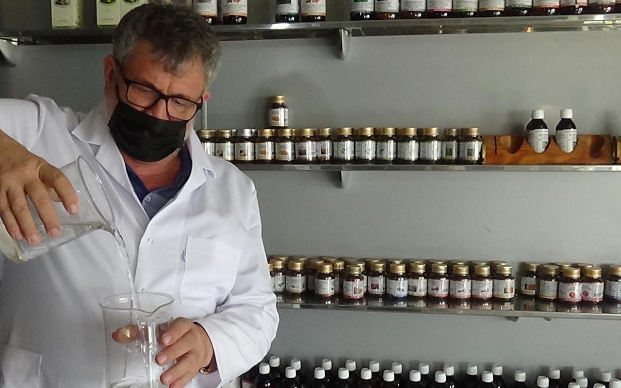 Türk firması patentini aldı! Koronavirüs için 20 kat daha kuvvetli