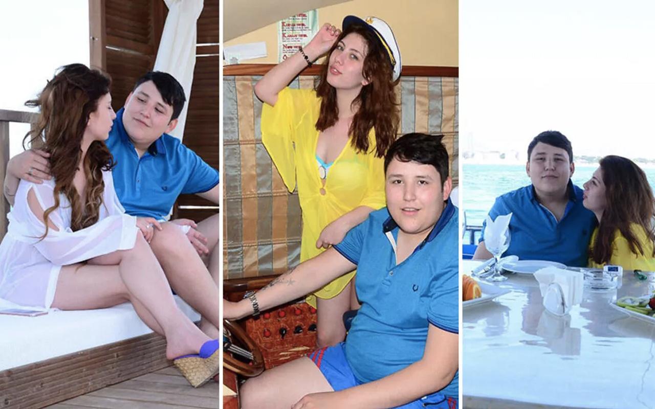 Tosuncuk'un karısı kaç yaşında Sıla Aydın instagram hesabını kapattı