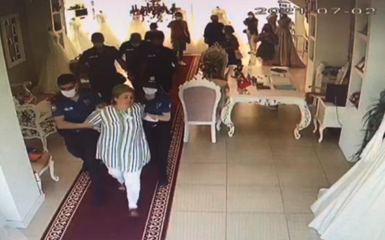 BBP'li Fatma Yümlü'ye ters kelepçe takmışlardı! O polisler hakkında karar verildi