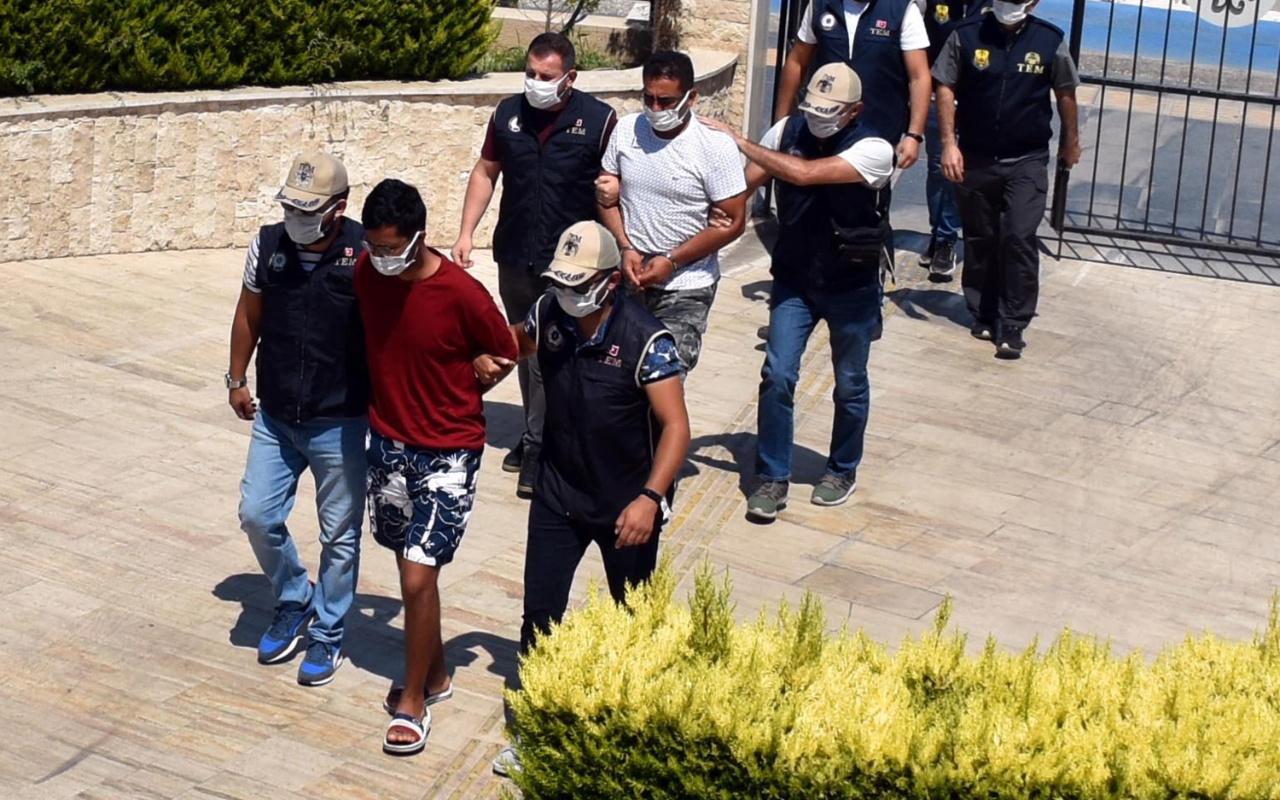 Yunan adalarına kaçmaya çalışan PKK'lı Muğla Marmaris'te yakalandı