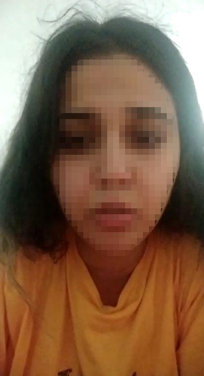 Boşanmadan başkasıyla ilişki! Özel fotoğraflarıyla tehdit ediliyor: Babası görünce...