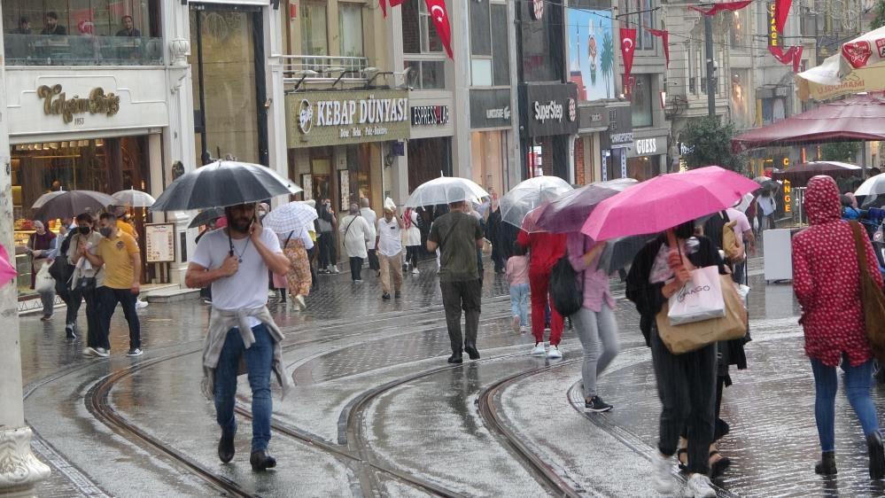 Türkiye'de yağışlı hava yer değiştirecek Meteoroloji İstanbul'a müjde verdi