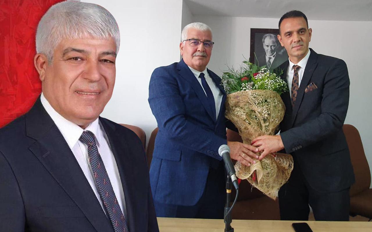 MHP'li başkan istifa etti! Mersin Silifke'nin yeni başkanı Sadık Altunok oldu