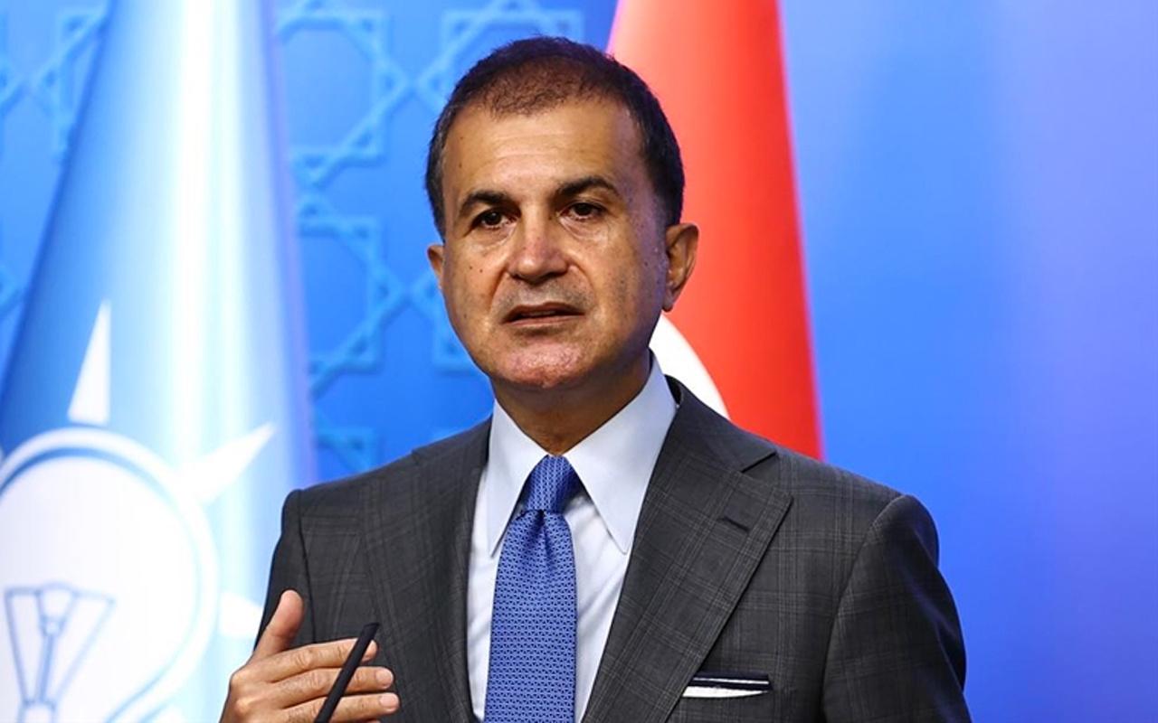 """AK Parti Sözcüsü Çelik'ten """"Hayvanları Koruma Kanunu"""" paylaşımı:"""