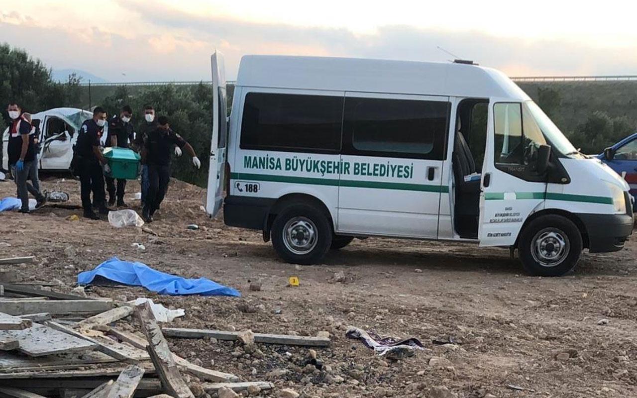 Bağımsız Maden İşçileri Sendikası Genel Başkanı Tahir Çetin trafik kazasında hayatını kaybetti