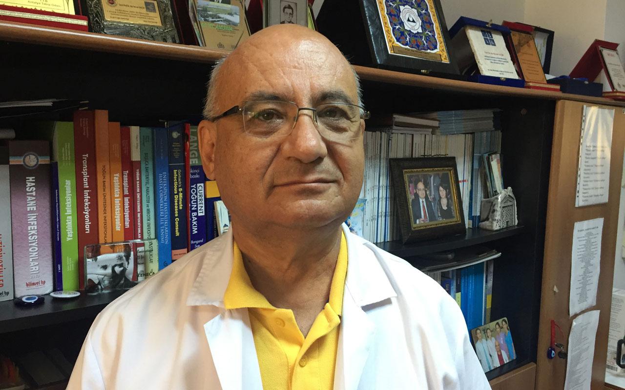 Prof. Dr. Ata Nevzat Yalçın'dan Delta varyantı açıklaması