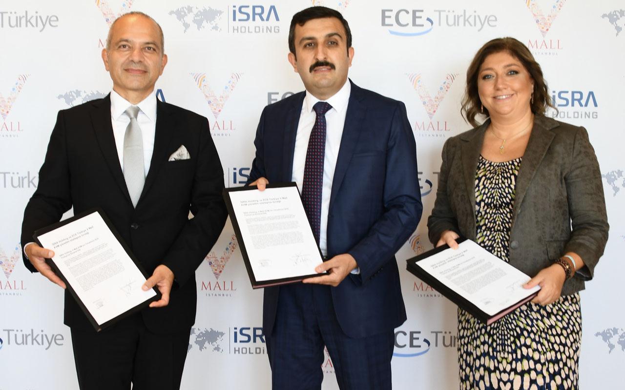 V MALL İstanbul'un yönetimi Ece Türkiye'de