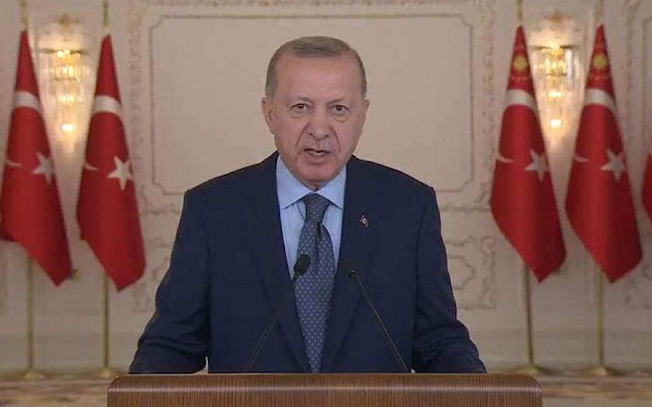 Cumhurbaşkanı Erdoğan'dan 'Srebrenitsa Soykırımı' mesajı