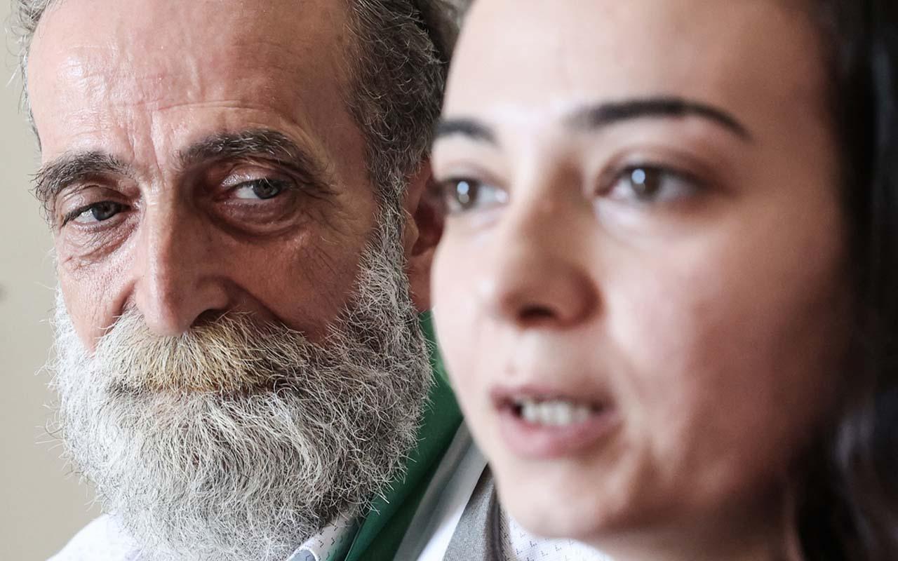 Suriyeli baba ile kızının 12 yıllık hasreti! İstanbul'da duygulandıran kavuşma