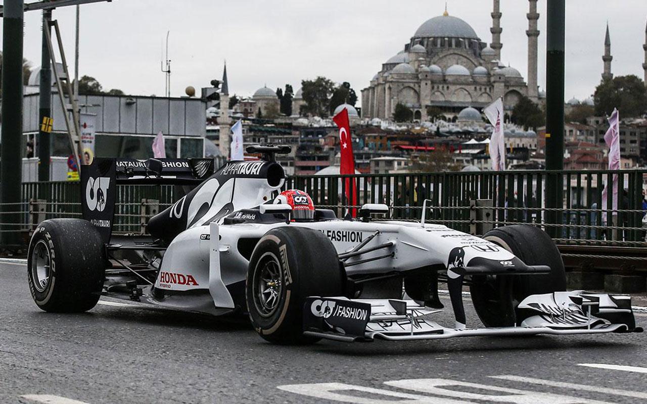 Formula 1 Türkiye Grand Prix'si bilet fiyatları belli oldu