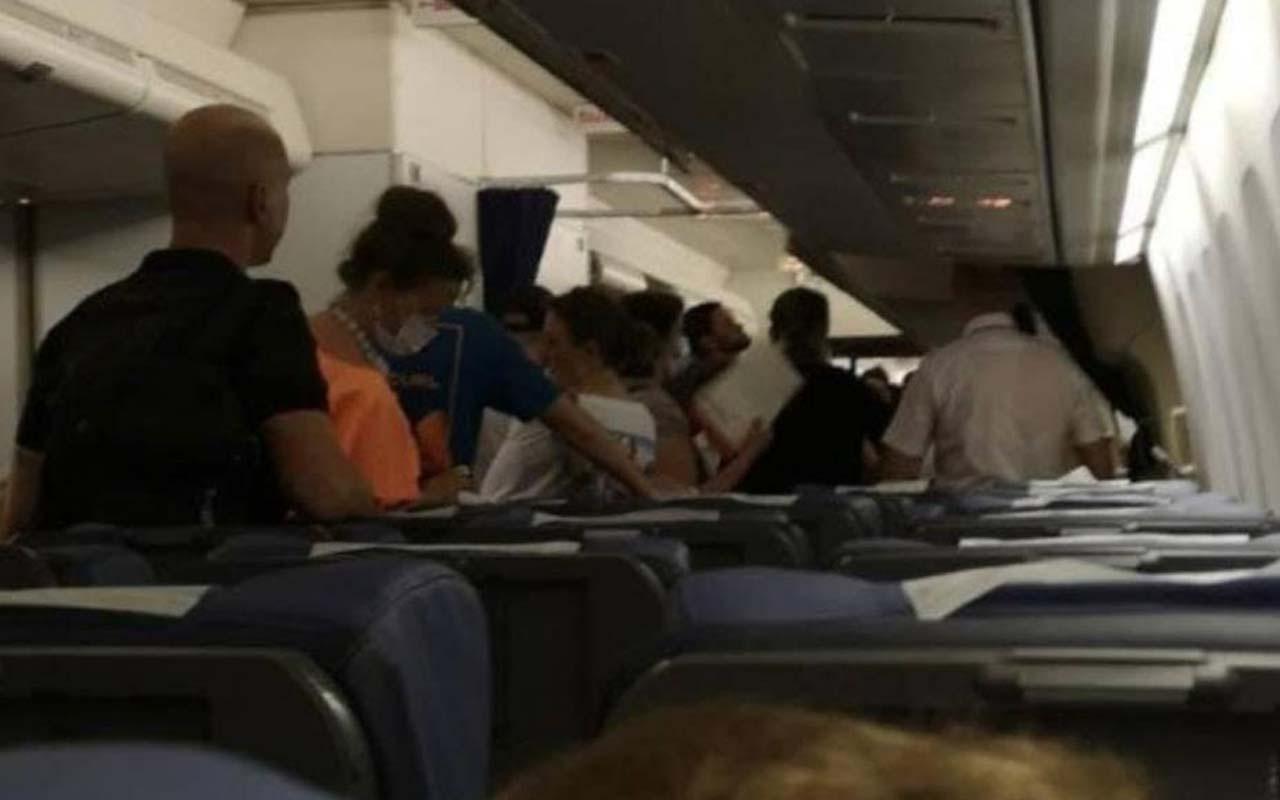 Rusya'dan Antalya'ya gelecekti uçakta akılalmaz olay: Nefessiz kalınca...