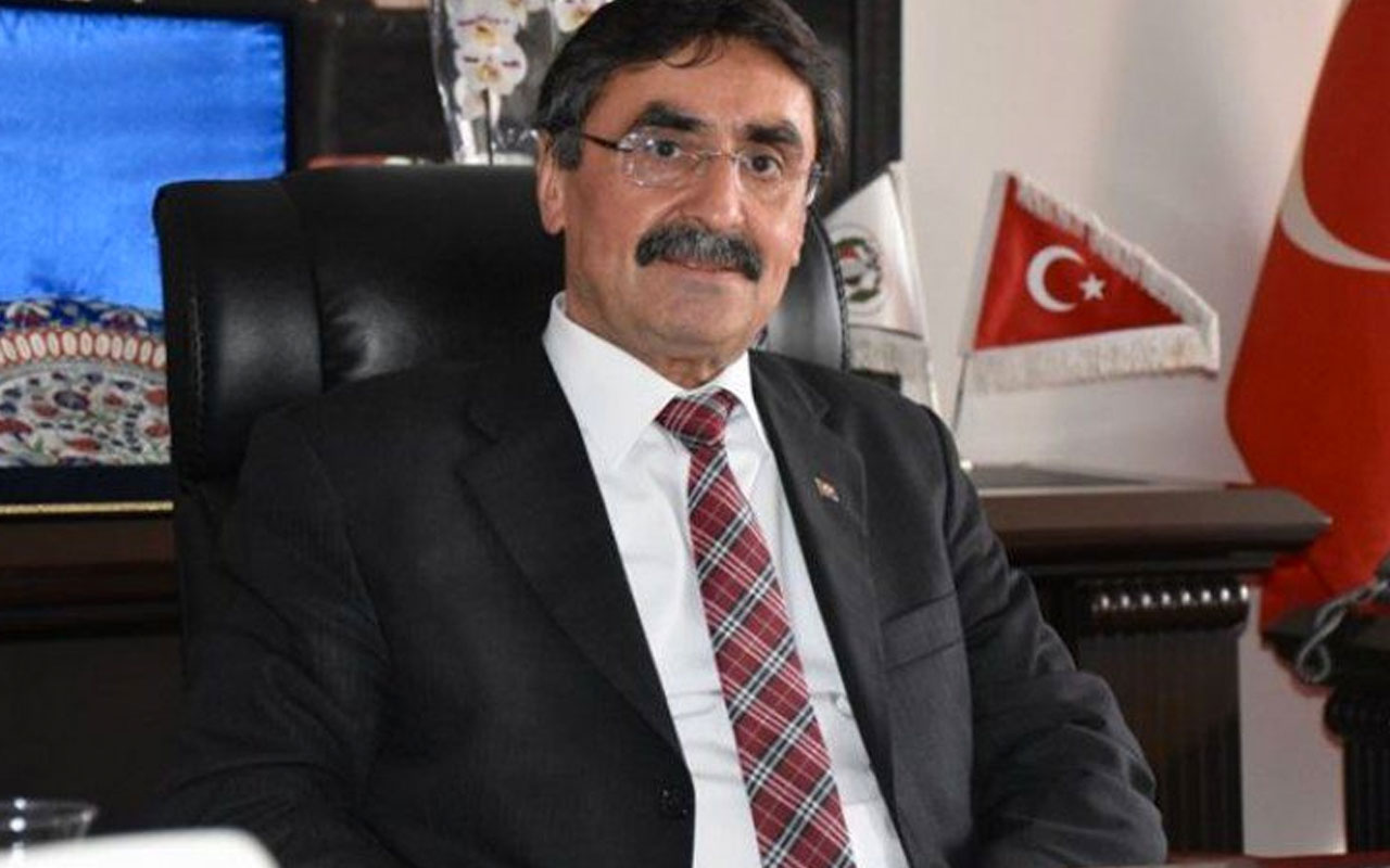 MHP'li Karacasu Belediye Başkanı Zeki İnal görevinden istifa etti