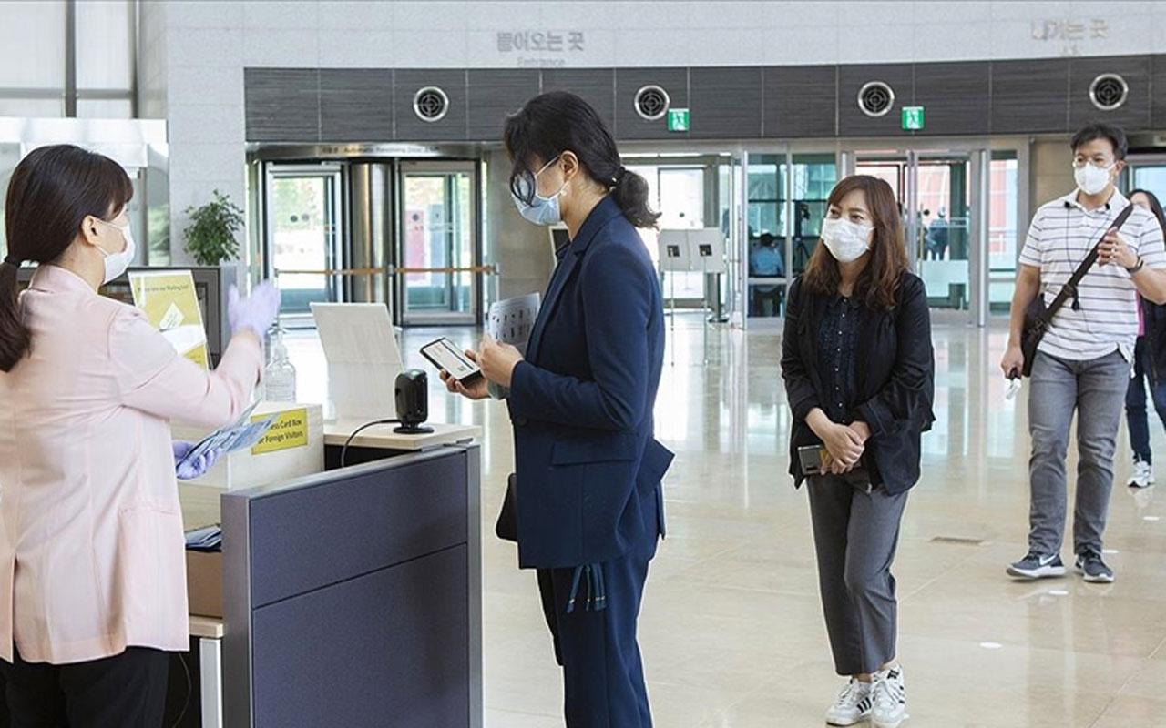 Güney Kore'de vakalar patladı yeni yasaklar devreye girdi