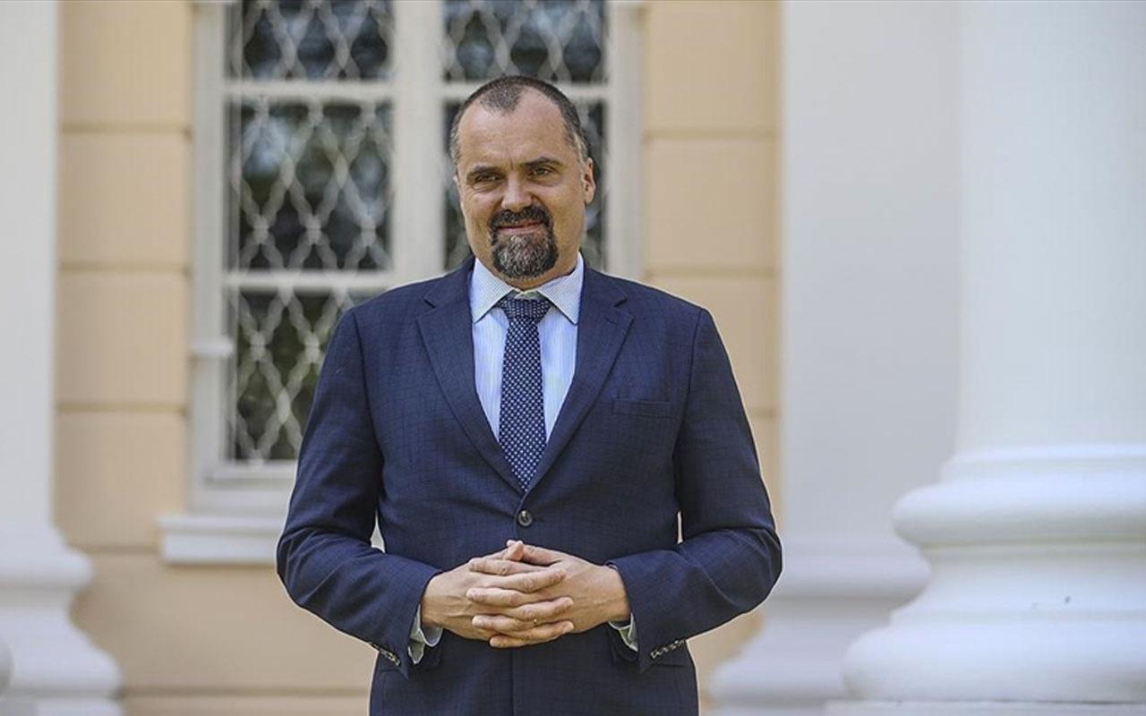 Polonya'nın Ankara Büyükelçisi Kumoch: Türkiye büyük bir Avrupa milletidir ve yeri AB'dir